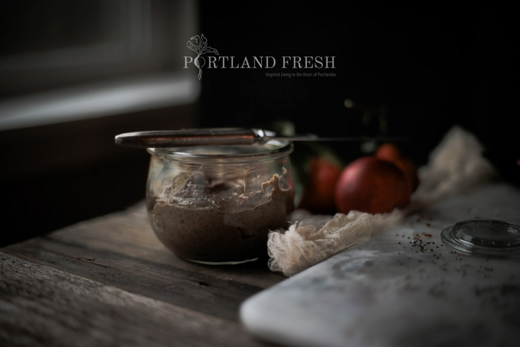 Almond Butter with Flax & Chia By Christiann Koepke on PortlandFresh.com-12