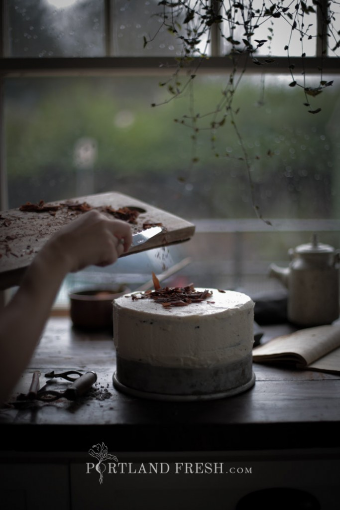 Chocolate Lavender Cake by Christiann Koepke of Portlandfresh.com in collaboration with Eva Kosmas Flores of adventures-in-cooking.com-25
