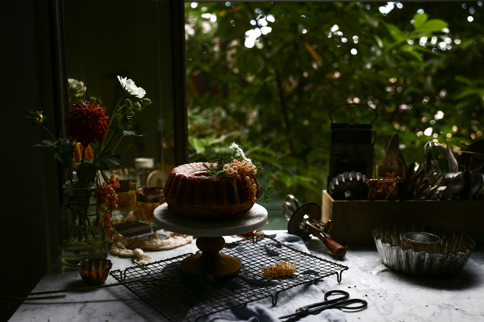 Orange Olive Oil Cake | Photography, recipe and styling by Christiann Koepke of Christiannkoepke.com-20