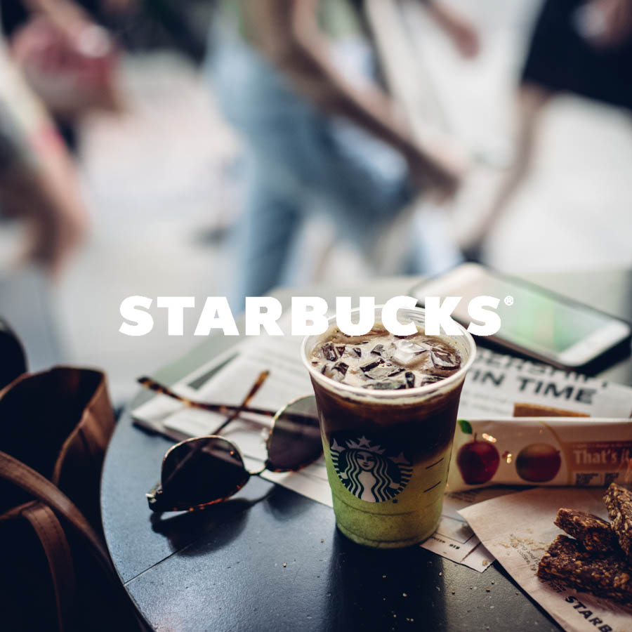 Starbucks Photography, Recipes and Creative Direction by Christiann Koepke